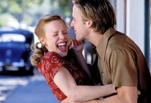 The notebook couple