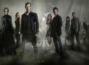 The originals + Caroline: Photoshoot Promotional season 1