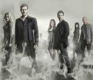 The originals: Photoshoot Promotional season 1