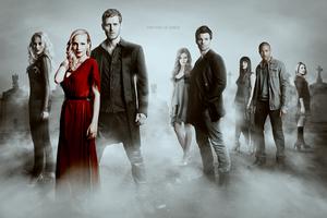 The originals + Caroline: Photoshoot Promotional season 1