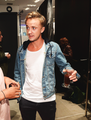 Tom Felton new pics  - tom-felton photo