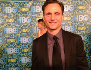 Tony Goldwyn at the HBO Emmys Party