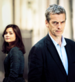 Twelve and Clara :) - the-twelfth-doctor fan art