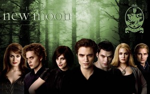 Twilight mga wolpeyper