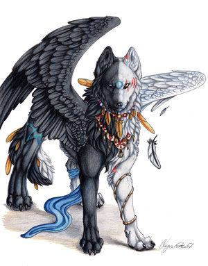 Twilight lobo