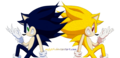 Two Sides - sonic-the-hedgehog photo