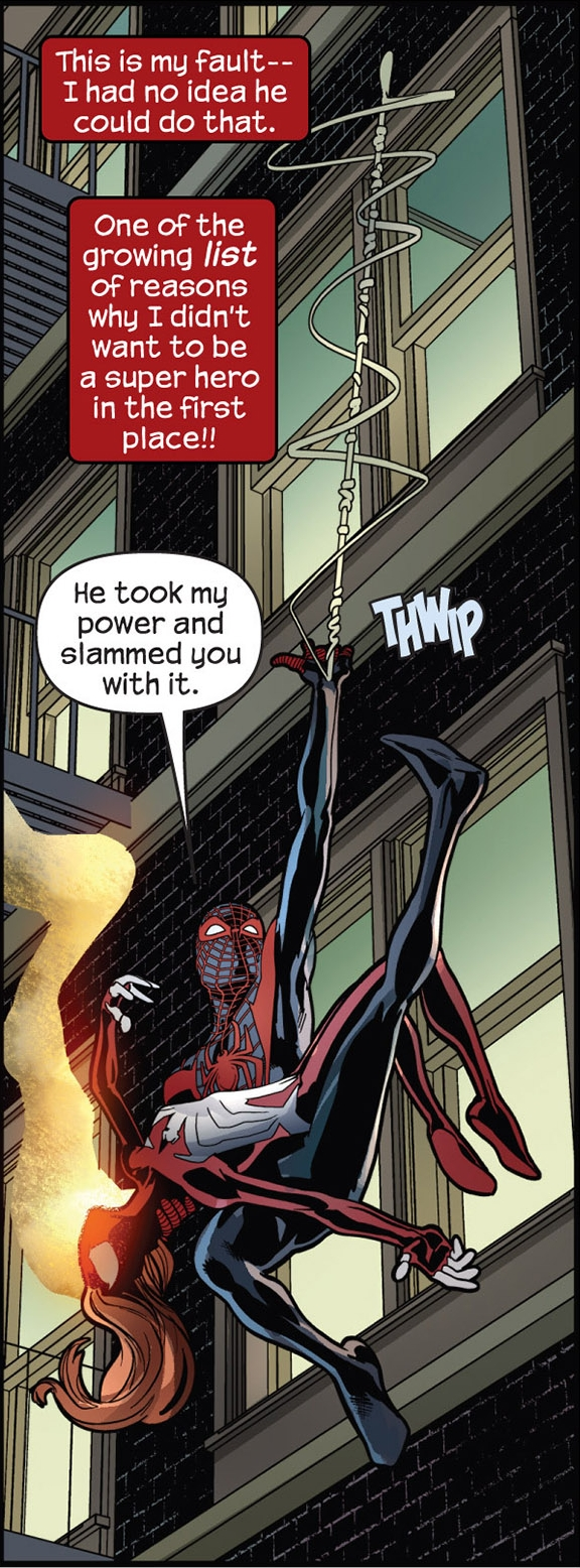 Ultimate Spider-Woman Ultimate Comics Spider-Man Vol 2  27Ultimate Spiderman And Spiderwoman