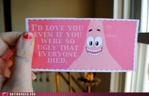 Valentine FAIL