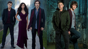 Vampire diaries - Supernatural
