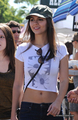 Victoria Justice Belly Candid - victoria-justice photo