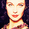 ভিভিয়েন লিহ্‌ ছবি with a portrait titled Vivien Leigh