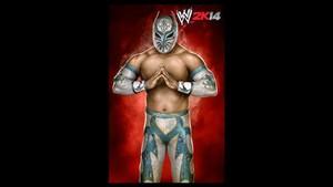 WWE 2K14 - Sin Cara