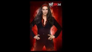 wwe 2K14 - Stephanie McMahon
