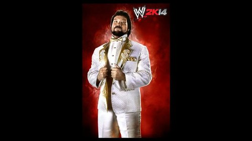 wwe images wwe 2k14 ted dibiase wallpaper and background