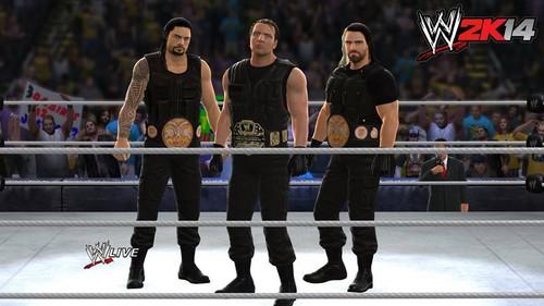The Shield (WWE) wallpaper called WWE 2K14