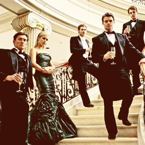We are the Mikaelsons.