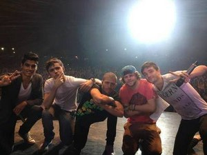 We own the night TW