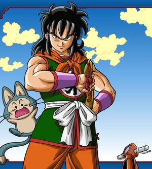 Yamcha and Pual