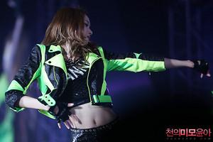 Yoona コンサート
