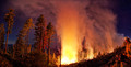 Yosemite Fires - united-states-of-america photo