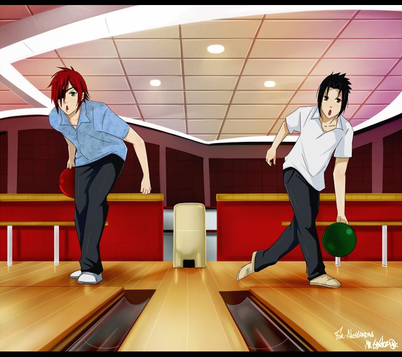 Bowling Anime Msyugioh123 Photo 35675537 Fanpop