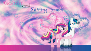 cadence and shining armor