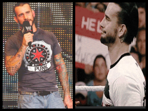 CM Punk wallpaper possibly with a sign entitled cm punk face