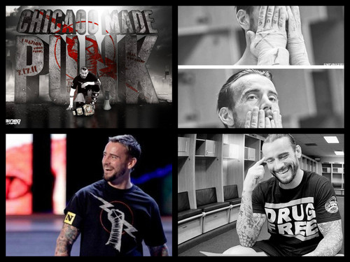 CM Punk wallpaper possibly with a sign, a holding cell, and a penal institution entitled cm punk fun