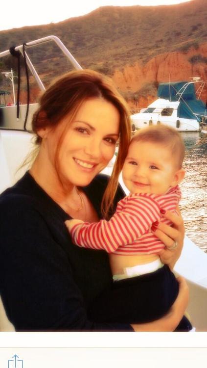Jensen Ackles familyJensen Ackles Baby