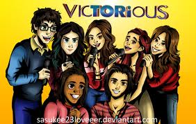 Victorious wallpaper with anime entitled fan art