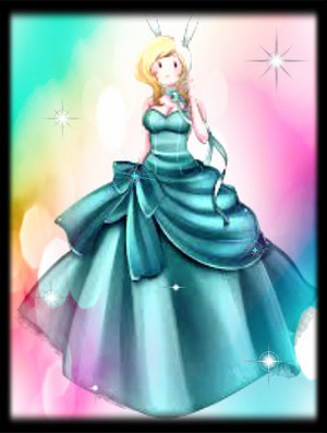 fionna in dress