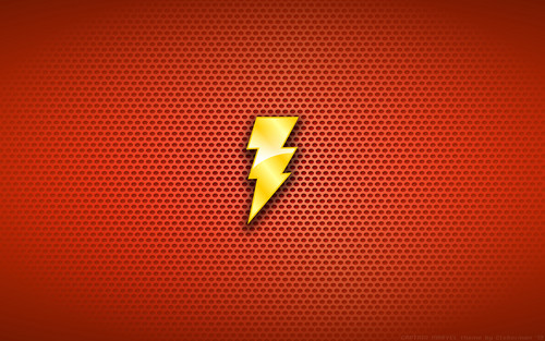 दी सी कॉमिक्स वॉलपेपर titled flash