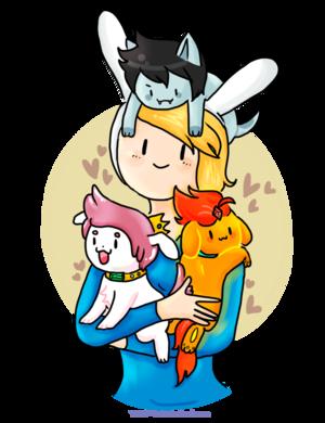 hug time