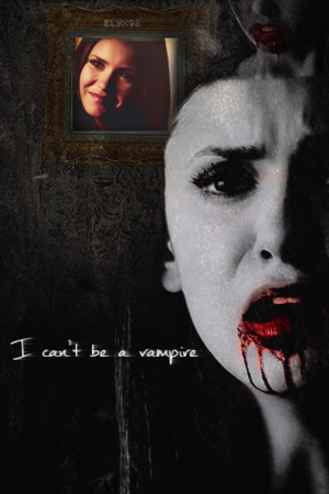 i can't be a vampire