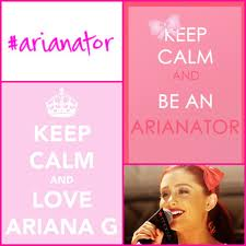 i love you ariana!