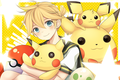 len - vocaloid-boys photo