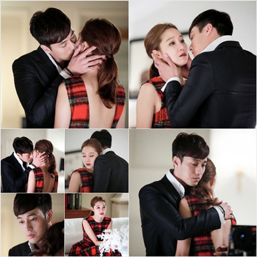 MASTER'S SUN KDRAMA Hintergrund with a business suit entitled master's sun perfect KISS