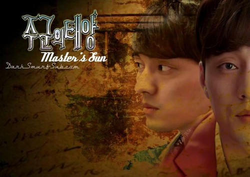 MASTER'S SUN KDRAMA Обои possibly with a sign and a portrait titled master's sun th3a