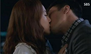 master's sun the real キッス