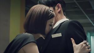 master's sun yi ryung kang woo couple