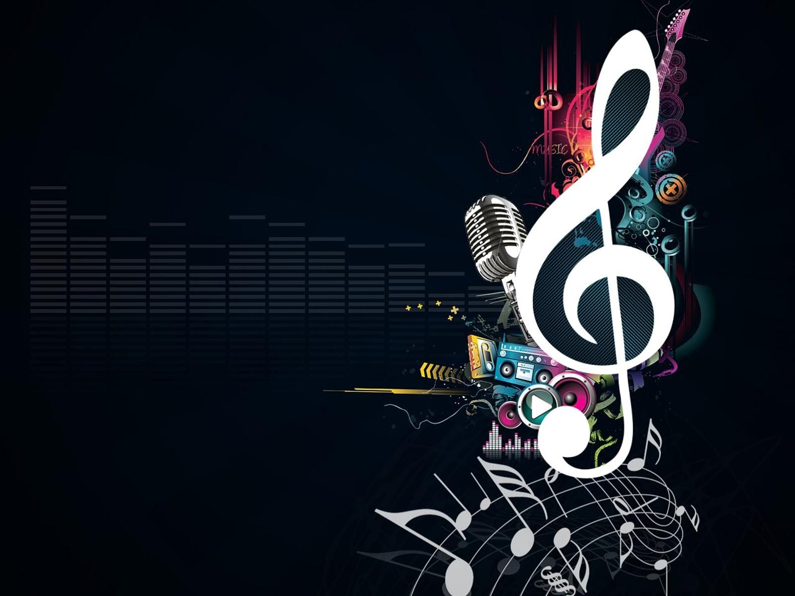 Music Wallpaper HD