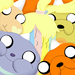 puppies - adventure-time-with-finn-and-jake icon