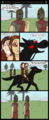 random skyrim comic XD - elder-scrolls-v-skyrim photo