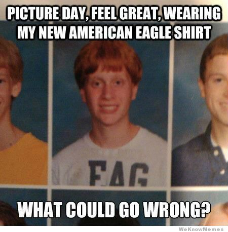 Meme Images Real Life Bad Luck Brian Wallpaper And Background Photos