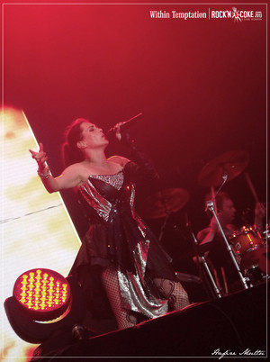 sharon from rock'n 콜라 2013 Istanbul