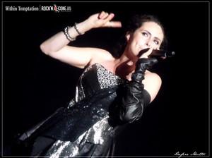 sharon from rock'n Coke 2013 Istanbul