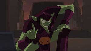 spectacular green goblin
