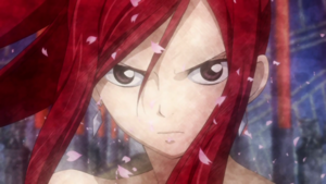 strong erza