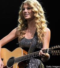 تیز رو, سوئفٹ and her گٹار