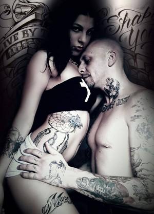 tattoos & love